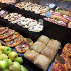 Photo taken at La Tapenade Mediterranean Café by Eric A. on 3/4/2014