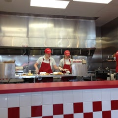 Photo taken at Five Guys by Eric A. on 7/6/2013
