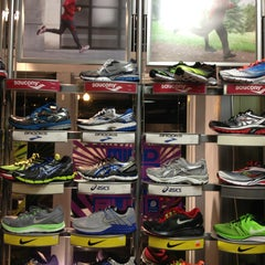 Photo taken at Georgetown Running Company by Mikhail B. on 1/3/2013