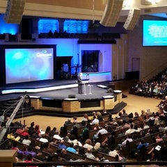 Photo taken at Covenant Church by Charles M. on 2/17/2013