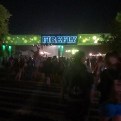 Photo taken at Firefly Music Festival by Spam on 6/23/2013