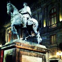 Photo taken at Museo Nacional de Arte (MUNAL) by Alex C. on 11/18/2012