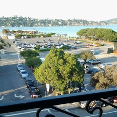 Photo taken at Casa Madrona Hotel And Spa by Jim J. on 7/4/2013