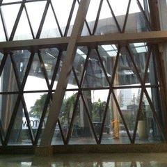 Photo taken at Bakrie Tower by ssusit4 on 11/24/2014