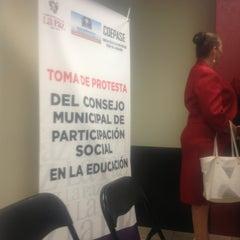 Photo taken at H. Ayuntamiento de La Paz by Beatriz H. on 6/4/2013