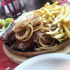 Photo taken at Restaurante do Rubinho by Iara C. on 1/19/2013