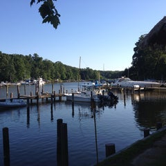Photo taken at Deep Creek Restaurant and Marina by Terry W. on 6/21/2013