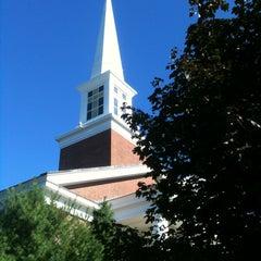 Photo taken at Gordon College by David B. on 8/24/2013