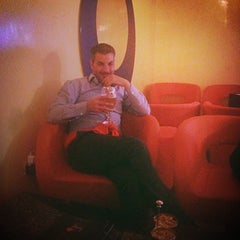 Photo taken at Emirates Lounge by JohnPaul L. on 11/23/2014
