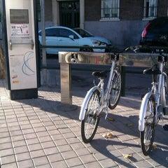 Photo taken at Parque Metro Fortuna by Raisah on 11/27/2012