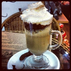 Photo taken at Katz Chocolates by Fernanda C. on 11/18/2012