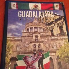 Photo taken at Guadalajara Restaurant by Ellen G. on 7/19/2015