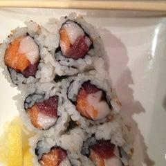 Photo taken at Hanami Restaurant by Ellen G. on 5/11/2013
