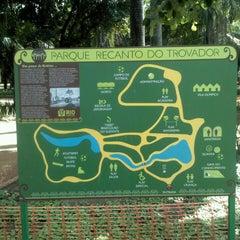 Photo taken at Parque Recanto do Trovador by Rafael I. on 4/20/2013
