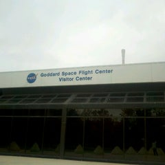 Photo taken at NASA Goddard Space Flight Center by Pamitha W. on 10/26/2012