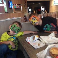 Photo taken at Burger King® by Renee' A. on 4/12/2014