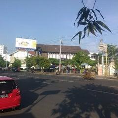 Photo taken at Mandiri by Felix E. on 3/4/2014