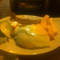 Photo taken at Restaurant La Merced by Lorena R. on 11/24/2012