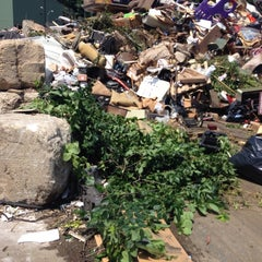 Photo taken at Fort Totten Trash Transfer Station by Brian K. on 6/28/2014