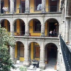 Photo taken at Museo de la Luz by Mario R. on 9/23/2012
