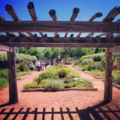 Photo taken at Lady Bird Johnson Wildflower Center by Ben T. on 5/5/2013