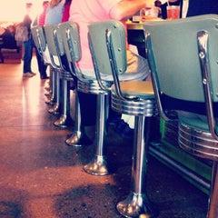 Photo taken at Kerbey Lane Cafe by Ben T. on 11/10/2012