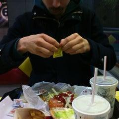 Photo taken at Burger King by Tomi S. on 10/22/2012