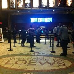 Photo taken at AMC Loews 34th Street 14 by Justin M. on 4/19/2013