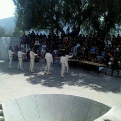 Photo taken at Centro Universitario UAEM Valle de Mexico by Lucero A. on 11/29/2012