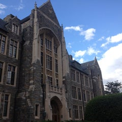 Photo taken at Georgetown University by Haowei C. on 5/11/2013