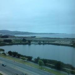 Photo taken at Embassy Suites Monterey Bay - Seaside by Haowei C. on 7/6/2013