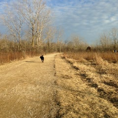 Photo taken at Prairie Wolf Dog Exercise Area by Jesus M. on 1/19/2013