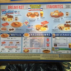 Photo taken at Waffle House by Martin B. on 5/4/2015