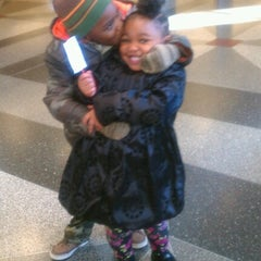 Photo taken at Clinton Macomb Public Library by 👑Princess N. on 11/7/2012