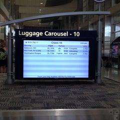Photo taken at Baggage Claim by PARK S. on 10/12/2013