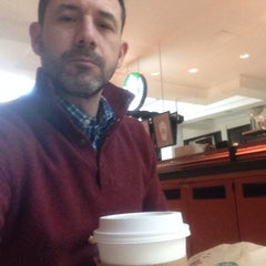 Photo taken at Starbucks by Kevin T. on 1/19/2014