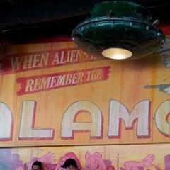 Photo taken at Alamo Drafthouse Cinema by Gabe C. on 10/21/2012
