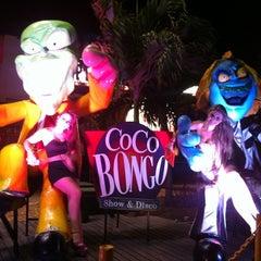 Photo taken at Coco Bongo by Natani L. on 1/16/2013