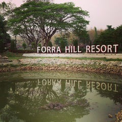 Photo taken at Flora Hill Resort by Somyot K. on 3/1/2013