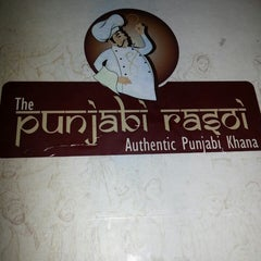 Photo taken at Punjabi Rasoi by Arvind K. on 5/11/2013