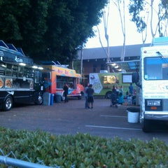Photo taken at La Mesa Food Truck Gathering by Schiff on 7/20/2013