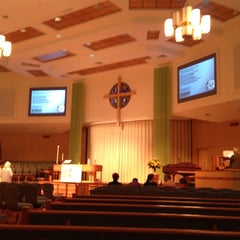 Photo taken at Epworth United Methodist Church by Deborah C. on 9/22/2013