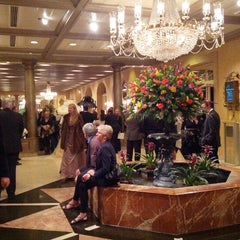 Photo taken at Royal Sonesta Hotel New Orleans by Jeremy M. on 11/17/2012