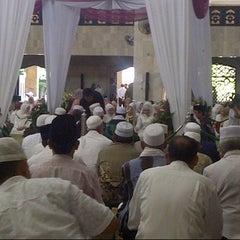 Photo taken at Masjid Raya Sabilal Muhtadin by Habibie P. on 5/22/2013