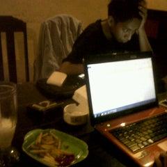 Photo taken at Cozy Café by RaihanGhaZzani H. on 11/29/2012