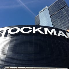 Photo taken at Stockmann by Оля О. on 5/4/2013