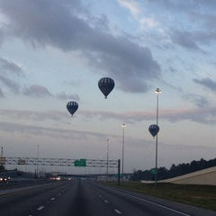 Photo taken at Interstate 4 by Rosanna C. on 4/7/2013