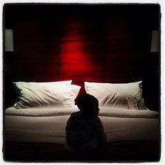 Photo taken at Marriott Residence Inn Waterfront by Garden State H. on 12/12/2013