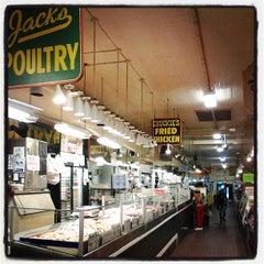 Photo taken at Hollins Market by JAXnCHUX on 8/24/2013