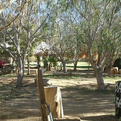 Photo taken at Camping Rancho Rodriguez by Christopher D. on 7/15/2013